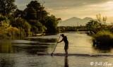 Paddle Boarding, Kellogue Creek  1