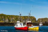 Fishing Boats, Flatey Island  1