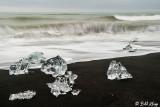 Jokulsarlon Iceberg Beach  4