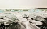 Jokulsarlon Iceberg Beach  9