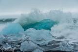 Jokulsarlon Iceberg Beach  10