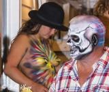 Captain Tony's Party in Plaid, Fantasy Fest  7