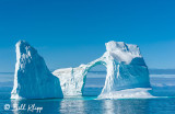 Iceberg Arch, Western Greenland  4