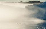Fog, Disko Bay  3