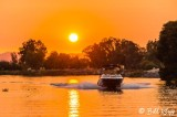 Sunset Boating  12