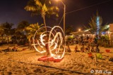 Hula Fire Show, Higgs Beach  2