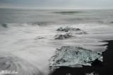 Jokulsarlon Iceberg Beach  12