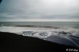 Jokulsarlon Iceberg Beach  15