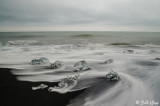 Jokulsarlon Iceberg Beach  16