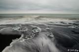 Jokulsarlon Iceberg Beach  18
