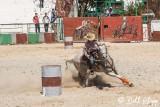 Barrel Racing, Cuban Rodeo  1