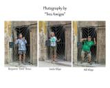 Tres Amigos     Cuba Beyond the Bars