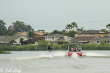 Wake Boarding, Indian Slough  3