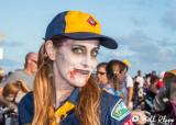 Zombie Bike Ride, Fantasy Fest 2015  94
