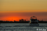 Sunset Boating  2