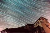 Star Trails over Beaver Bay  3