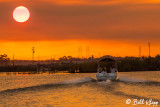 Sunset Boating   12