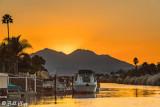 Sunset Boating   16