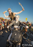 Zombie Bike Ride, Fantasy Fest 2016  54