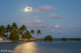 Super Moon Rising, Smathers Beach  1