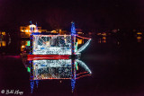 Willow Lake Lighted Boat Parade  3