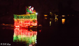 Willow Lake Lighted Boat Parade  6