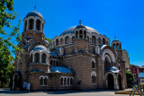 The Sveti Sedmochislenitsi Church