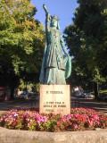 Statue of Dona Teresa