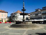 16th century fauntain on Main Square