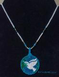 Global Peace Pendant - sold