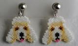 Dog Earrings - Poodle - Gifted
