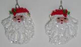 Santa with Fringe Beard (#6) - Sold