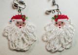 Santa with Fringe Beard (#4) Sold