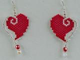 Wrap Up My Heart Earrings - sold