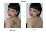 Retouching and Special Enhancement Gallery