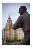 Johnny Walker and the Liver Building