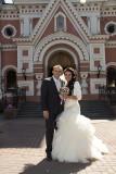 Zhanna & Brians Wedding in Belarus