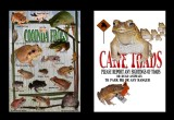 Frogs poster and Toad poster for national parks