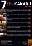 7 of the best things to do in Kakadu brochure
