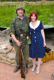 Great Central Railway WWII Event