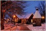 Holiday Lights  at Peddlers Village
