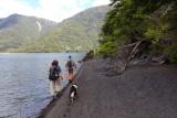 Shoreline hike