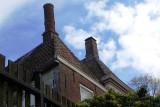 Two chimneys