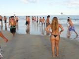 RIO, at the beach