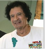 Moammar Gaddafi - Lion of Africa