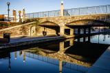 Trompe L'oeil Bridge, Frederick, Maryland
