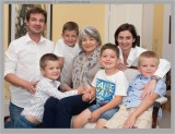 Du Plessis en Theron familie fotos