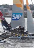 140823 Extreme Sailing Cardiff Bay
