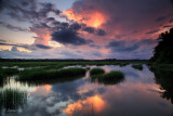Evening Clouds II