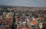 View of Istanbul from Galata Tower